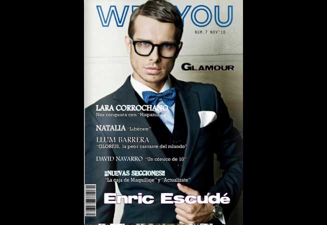 We and You Magazine Noviembre