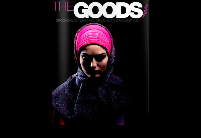 The GOODS Magazine (USA) - Octubre