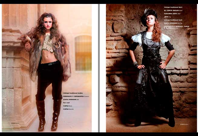 Fashion Chicago Magazine (USA) - Octubre