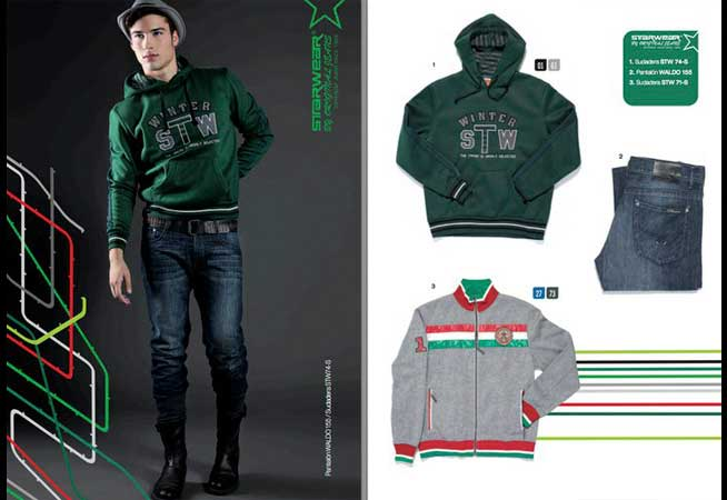 StarWear Fall-Winter 2011-12