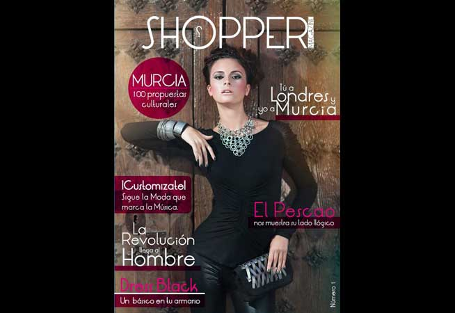 Shopper Magazine (Murcia) 2012